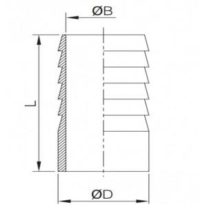 Штуцер сварной под шланг Ду32 DIN11851 AISI304